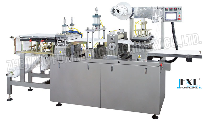 FJL-BG SERIES Automatic plastic lid thermoforming machine