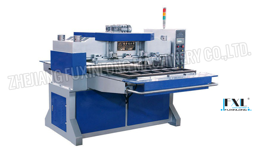 FJL-CJ SERIES Hydraulic Punching Machine