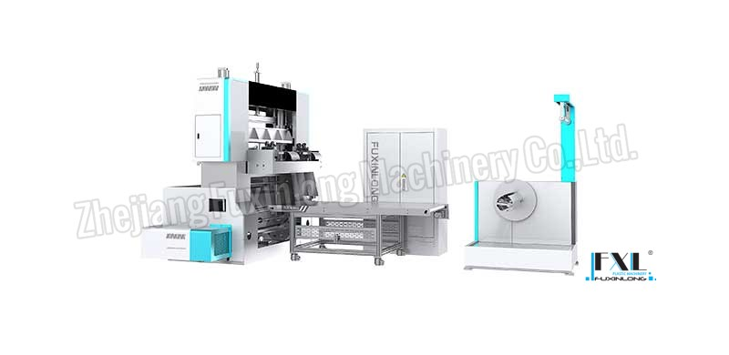 FJL-1050/320 On-line Auto Cutting Stacking Machine