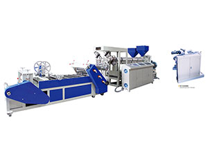 FJL-SPC SERIES Diagonal double-layer plastic sheet co-extruder